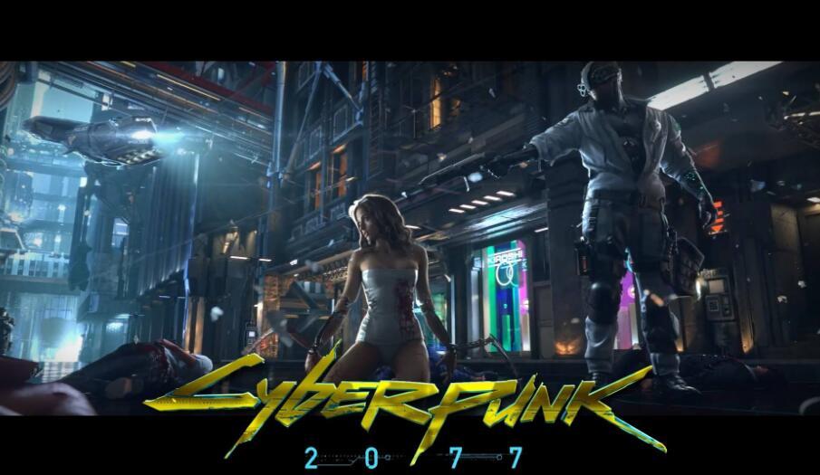 《赛博朋克2077》确认主角有妹子队友 一起战斗实行任务