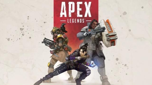 《Apex英雄》武器选择指南第一弹,新手实用武器推荐