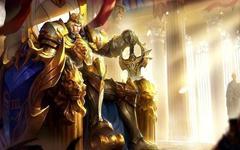 《王者荣耀》体验服更新:3个战士英雄加强,阿珂掉进下水道