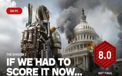 《全境封锁2》上线后口碑:游戏性很强但内容匮乏