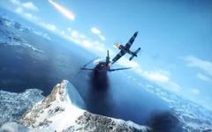 《战地5》烈焰风暴即将来袭,史上最大吃鸡地图曝光!