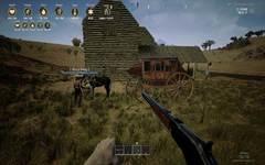 冒险沙盒游戏《西部狂徒》太过无法无天 游戏加入道德体系