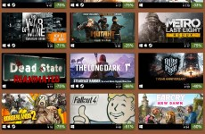 Steam末日游戏特惠 末世生存题材游戏超低折扣