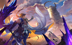 新作RPG《最终的通天塔》公开部分魔物设计图
