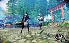 """《武林志》""""风云再起""""新版本8月29日Steam正式发布"""