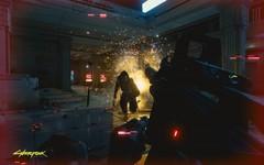 《赛博朋克2077》战斗方式不局限 玩家可自由搭配组合