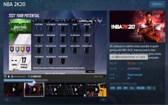 《NBA 2K20》差评如潮 开发团队紧急加班修复BUG