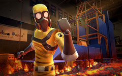 《Hot Lava》繁体中文版将于9月20日登录Steam